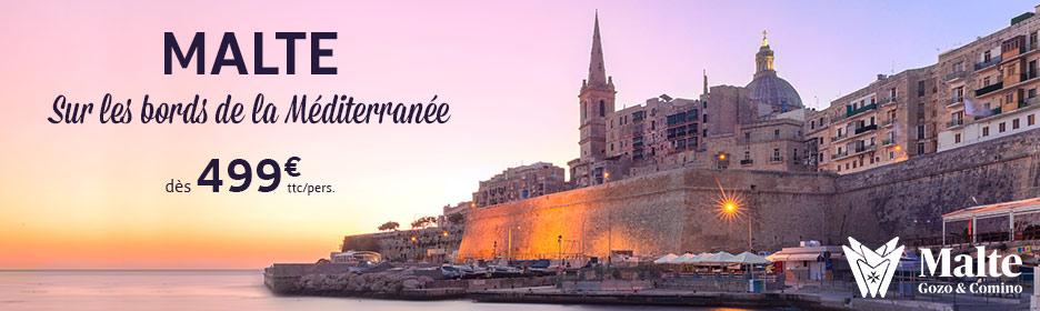 Séjours à Malte