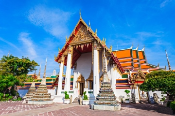 Bons Plans hotels à Bangkok