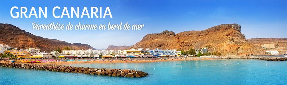 Séjours à Gran Canaria