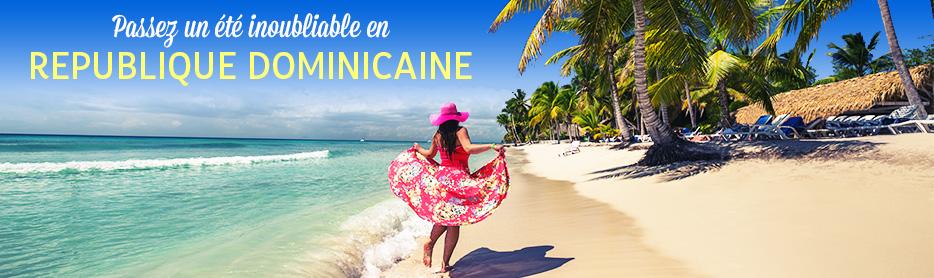 Vacances de rêve en République Dominicaine