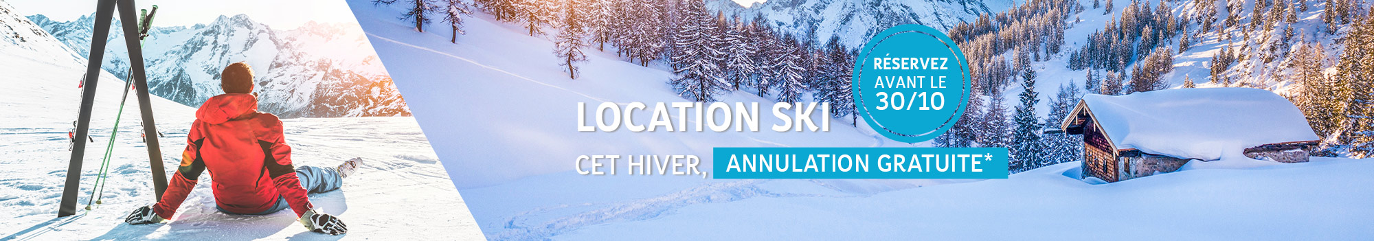 Location Ski Maeva