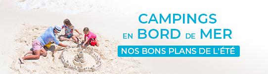 Camping en France : des campings en France pas cher, prix promo