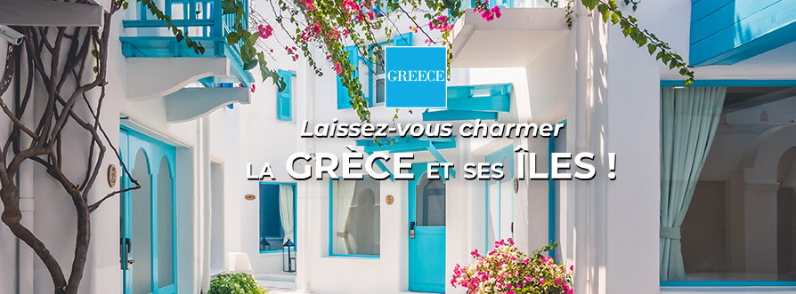 Découvrez les principaux attraits de la Grèce