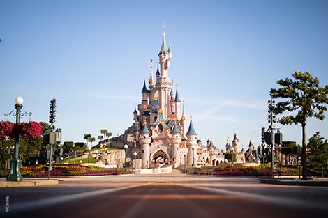 Vidéo vacances Disney